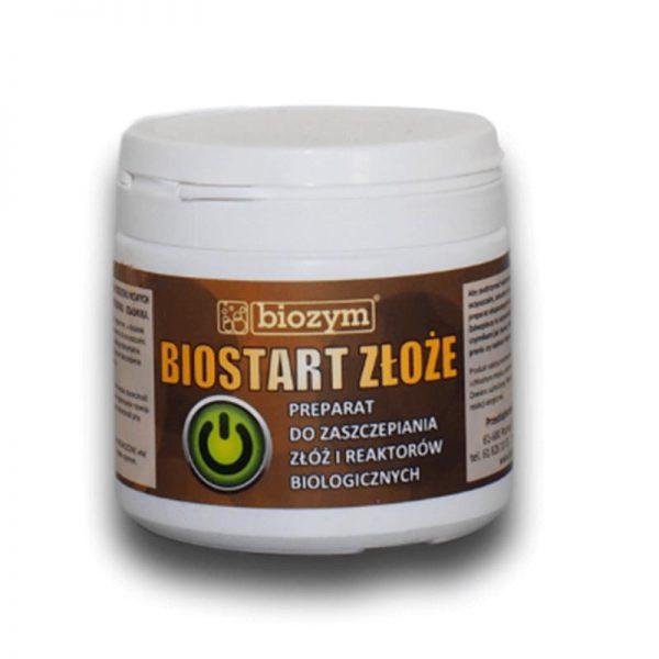 Biostart złoże - starter oczyszczalni biologicznych