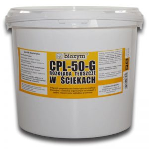 CPL-50-G utylizator tłuszczy w ściekach 5kg