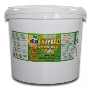 Enzybac biopreparat do eksploatacji oczyszczalni 5kg