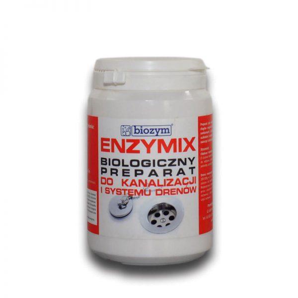 Enzymix enzymatyczny udrażniacz drenaży i odpływów 0,5kg