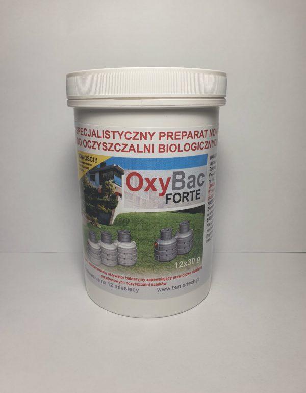 Biopreparat OxyBac FORTE