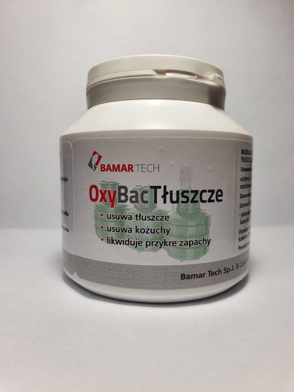 Biopreparat OxyBac Tłuszcze