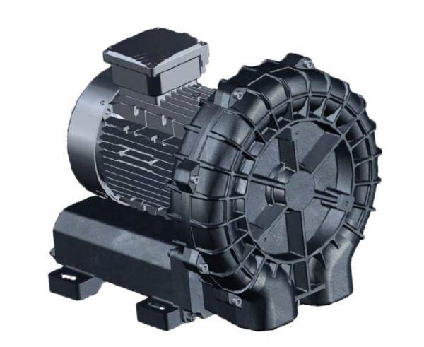 Dmuchawa bocznokanałowa FPZ R20MD 1,1kW 400V trójfazowa