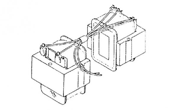 Cewki do dmuchawy Hiblow HP-200
