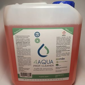 4Aqua professional cleaner 5l.
