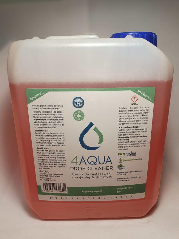 4Aqua professional cleaner 5l.