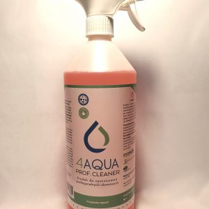 4Aqua professional cleaner 1l. ze spryskiwaczem