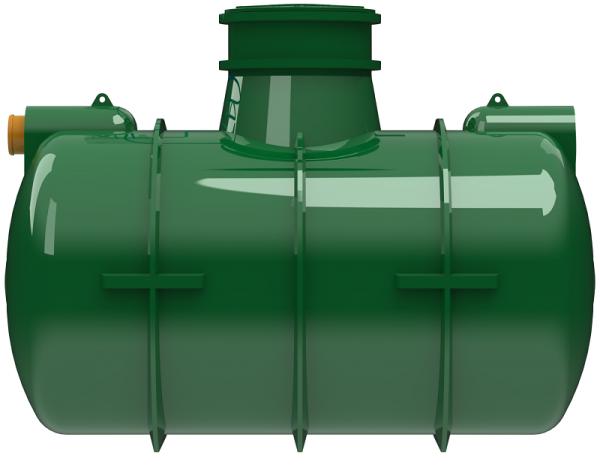 Zbiornik na wodę deszczową 3000l BMT
