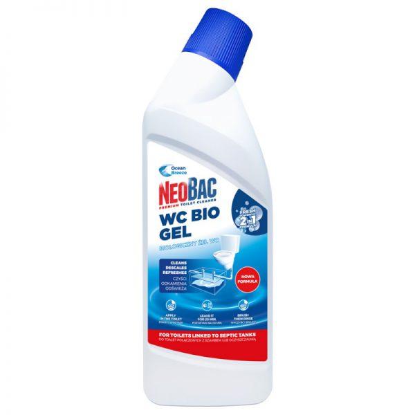 NeoBac Bio Żel WC 750ml